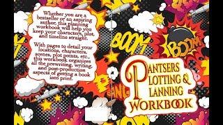 Pantsers Plotting & Planning Workbooks