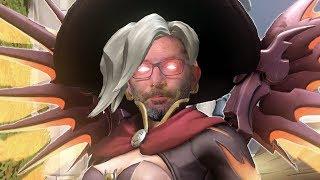 The New DPS Mercy [Overwatch]