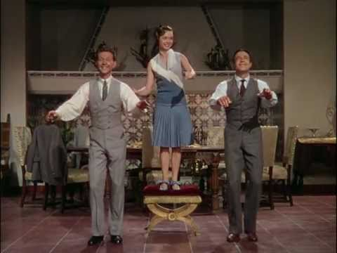 "1080p HD ""Good Morning"" - Singin' in the Rain (1952)"