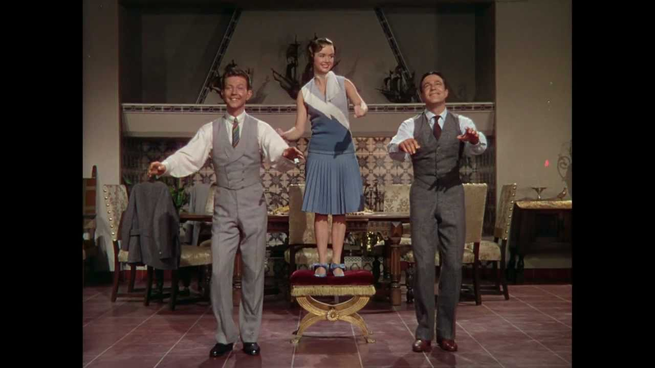 "1080p HD ""Good Morning"" - Singin' in the Rain (1952) - YouTube"