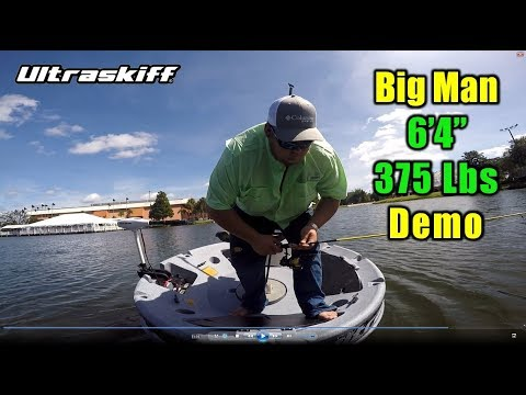 ULTRASKIFF 360 SPECS AND FEATURES - wildlifeoutfitters.com