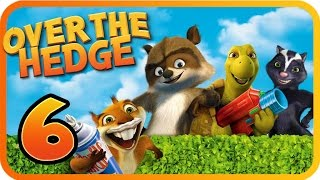 Over The Hedge Walkthrough Part 6 (PS2, GCN, XBOX, PC) Mission 9 & 10  [100% Objectives]