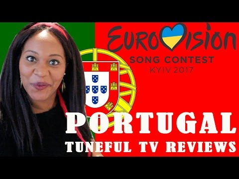 Eurovision 2017 - PORTUGAL - Tuneful TV Reaction & Review