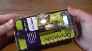 ОНЛАЙН ТРЕЙД.РУ — Триммер Philips OneBlade QP2530. Артикул 796996