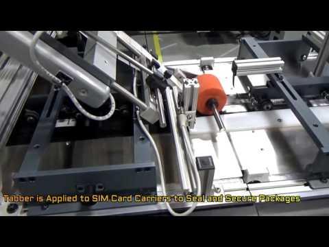 SIM Card Packaging