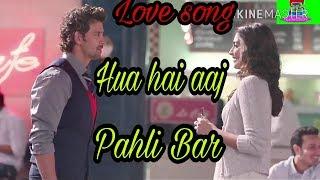 Hua hai aaj paheli baar/HD video song