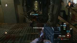 Black Ops 2: Easter Egg Mob of the Dead con JuggerWicho, Tum Tum,y Grupo935