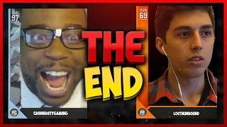 nba 2k16 cashnasty vs lnu the my team wars ending game 1