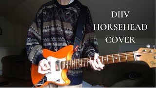 Gambar cover DIIV- Horsehead (Cover)