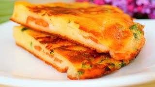 Минутная ВКУСНОТА из ТВОРОГА на Завтак или Перекус Быстро и Очень Вкусно!