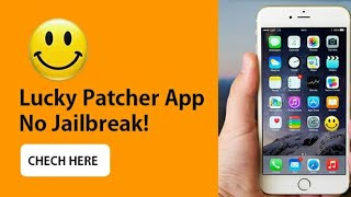 How to download lucky patcher on a iPhone