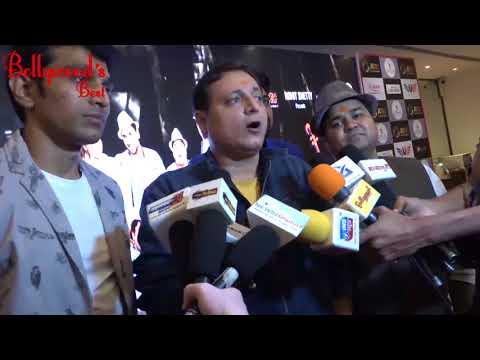 Press chat with cast of Gujarati film Tamburo
