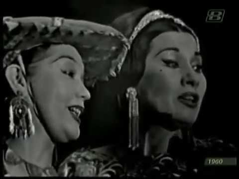 Yma Sumac - Live in Moscow