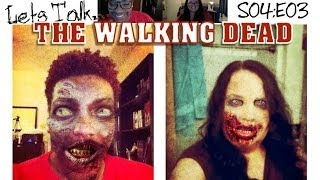 Lets Talk: #TheWalkingDead #AfterParty #MondayShow (Season 4: Ep 3 - Isolation) Thumbnail