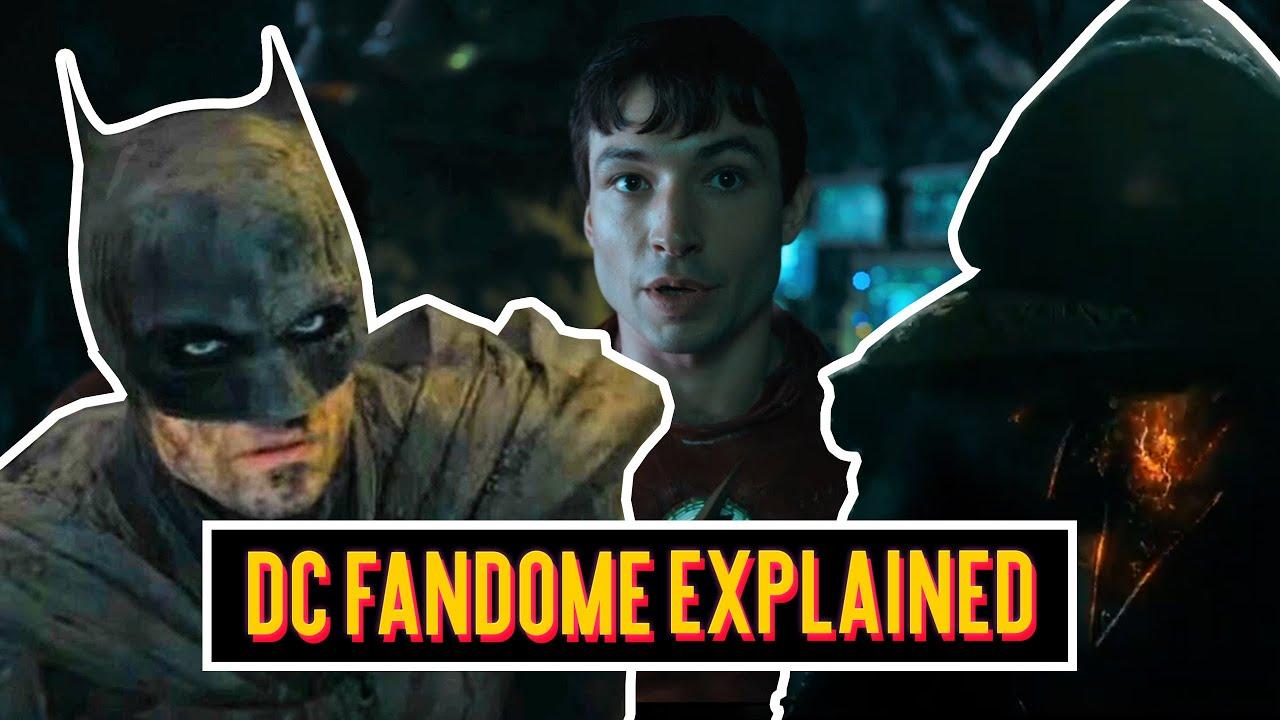 The Batman Trailer, Black Adam, The Flash, DC FanDome 2021 & More! | Geek Culture Explained