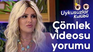 Okan Bayülgen yorumuyla Selin Ciğerci'nin çömlek videosu