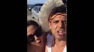 Anitta dançando Tra Tra Tra | Metralhadora - 05/01/2016 [snapchat: anittaofficial] @Anitta