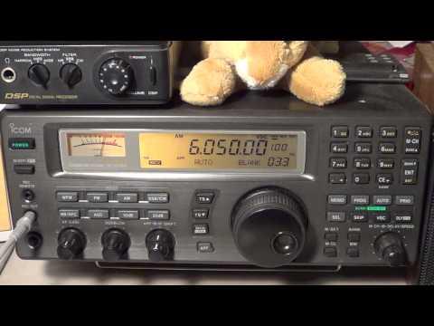 HCJB Quito Ecuador 6050 Khz Shortwave