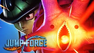Jump Force – Official Meruem Gameplay Trailer