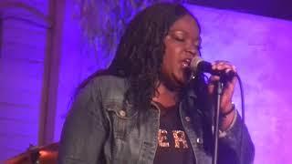 Shemekia Copeland-Big Brand New Religion live in Milwaukee.WI 6-8-18