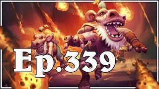 Funny And Lucky Moments - Hearthstone - Ep. 339