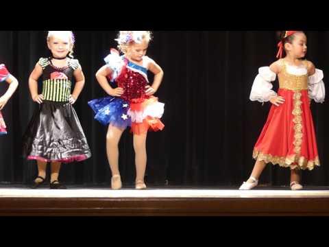 Small World RJAD Dance Recital 2017