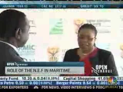 SA Maritime Industry Conference - CNBC Africa