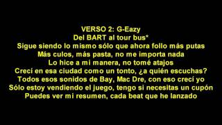 G-Eazy ft Jay Ant - Far Alone español