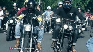 De Garage   Trend perkembangan motor custom di Surabaya