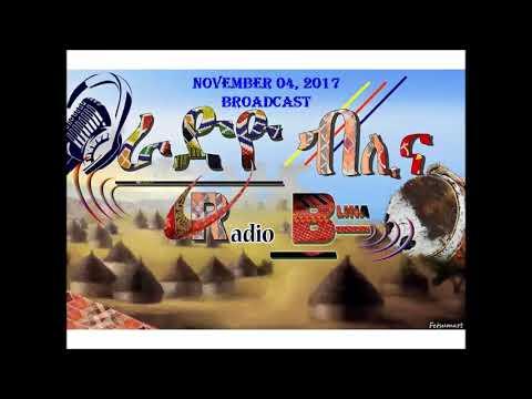 RADIO BLINA - NOVEMBER 4, 2017 BROADCAST