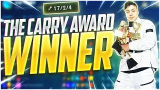 LL STYLISH | THE ULTIMATE CARRY AWARD WINNER!!!