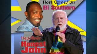 THE JOKERS COMEDY CLUB * w/HONEST JOHN Promo (No Audio)