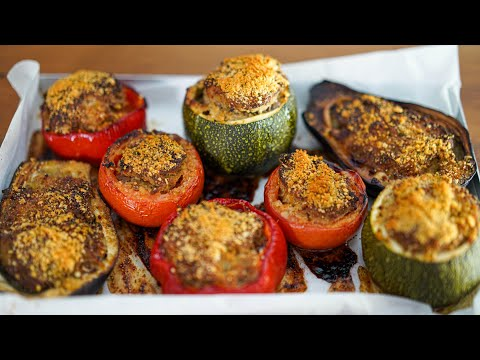 recette-de-famille-:-legumes-d'ÉtÉ-farcis-moelleux-et-lÉgers---cuisine-provencale