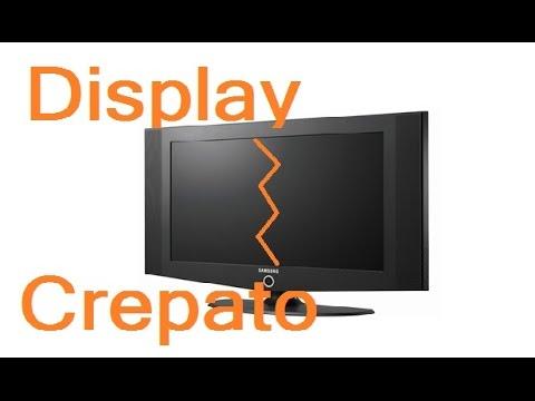 Assistenza Tv Philips.Sostituzione Display Su Tv Lcd Samsung By Paolo Brada Diy