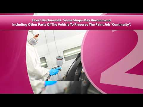 Auto Body Dent Repair Shop Springfield MO | Scratch and Dent Paint Repairs