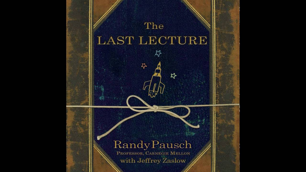 The last lecture pdf free download