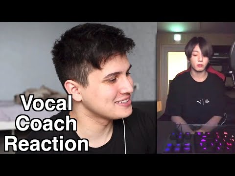 Vocal Coach Reaction to BTS Jungkook -...