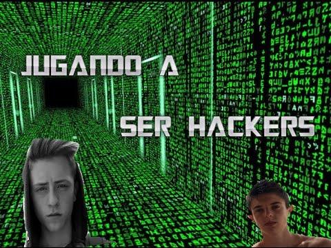 Jugando a ser hackers!