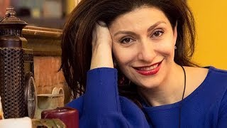 Самый известный ресторатор в Москве, Гаяне Бреиова.