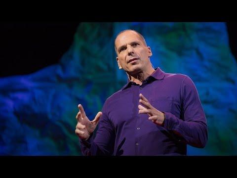 Capitalism will eat democracy -- unless we speak up | Yanis Varoufakis