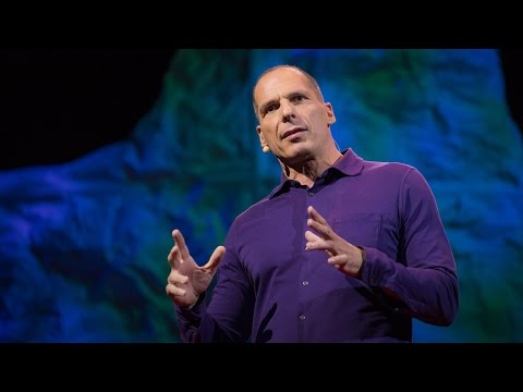 Capitalism will eat democracy -- unless we speak up | Yanis Varoufakis