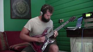 "Protest the Hero ""Gardenias"" GUITAR COVER"