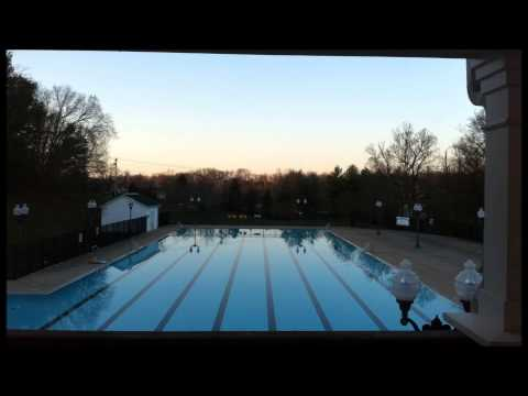 Personal Trainer Franklin TN   McKay's Mill Trainer (Pool Time Lapse)