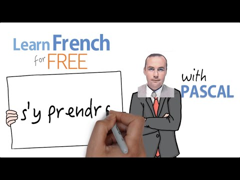 s'y prendre in French