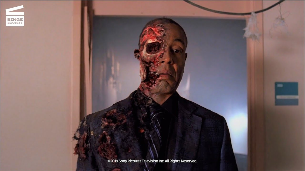 Download Breaking Bad Season 4: Episode 13: The end of Gus Fring (HD CLIP)