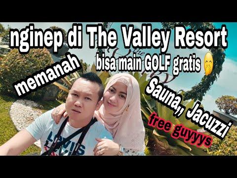 Nginep Di The Valley Resort Dengan Banyak FREE Fasilitas