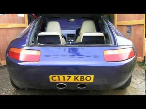 Porsche 996 Turbo >> Strosek Porsche 928 S2 - Club Car - YouTube