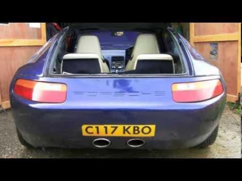 Strosek Porsche 928 S2 Club Car Youtube