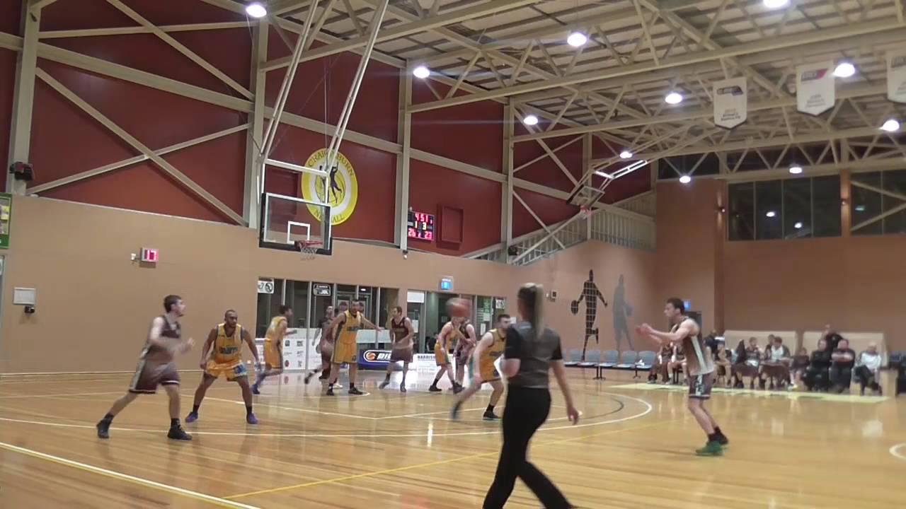 Craigieburn Eagles vs Coburg Giants - Mens Basketball ...