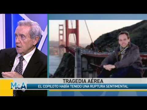 Ex piloto: 'El filtro funciona, en Iberia hemos tirado a gente por el psicotécnico'